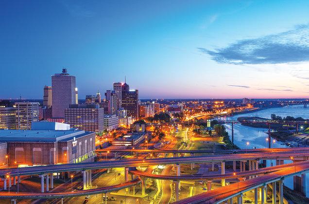 Best car rental at Memphis airport tips