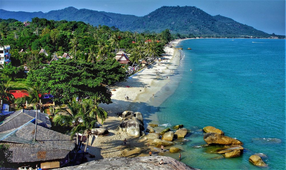 Top destinations in Koh Samui
