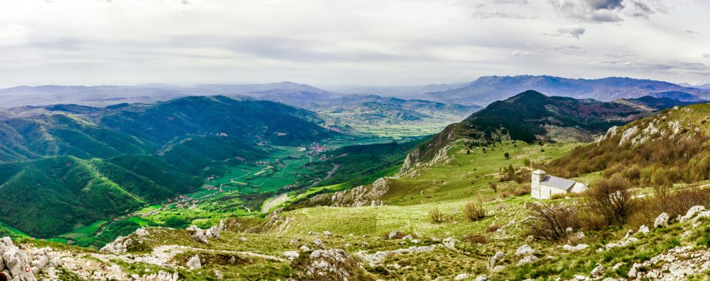 Slovenia destinations : Vipava Valley