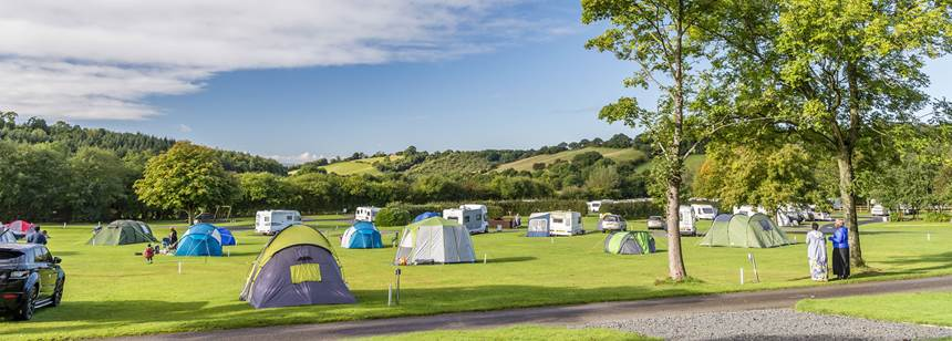 Best caravan sites UK