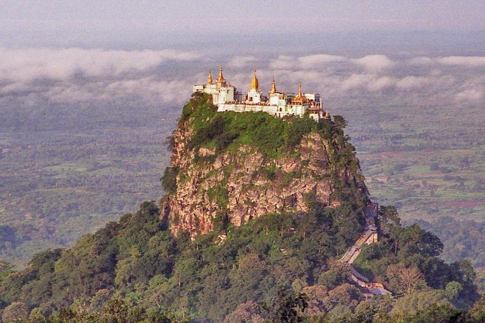 Top travel locations to visit in Myanmar