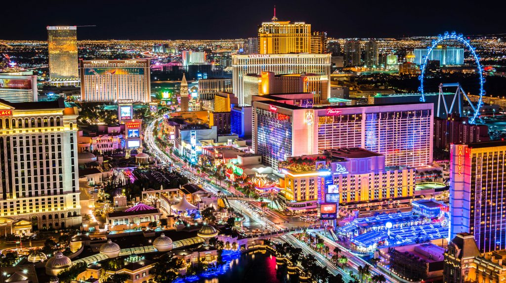 Why travelling to Las Vegas is important, at least once in life
