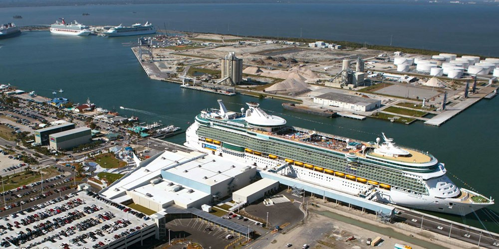 Port Canaveral parking services