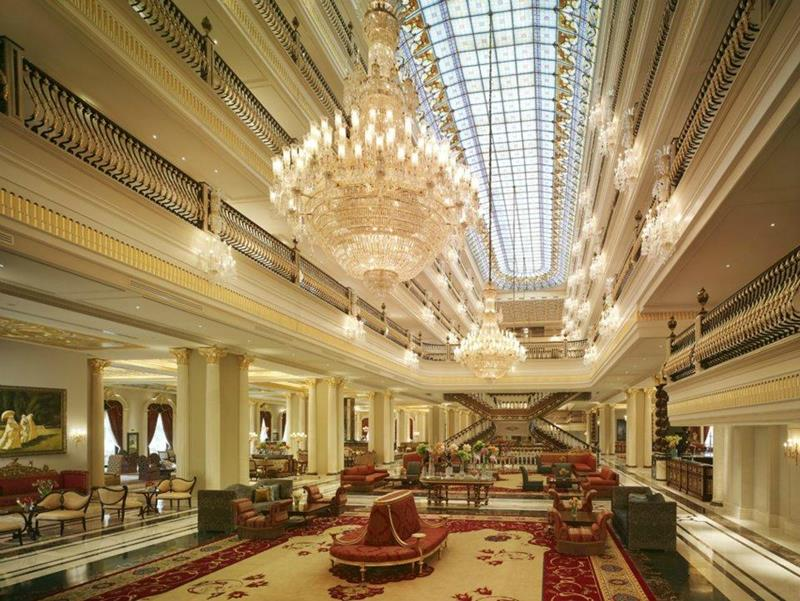 Top rated luxury hotels and luxury hotels membership club