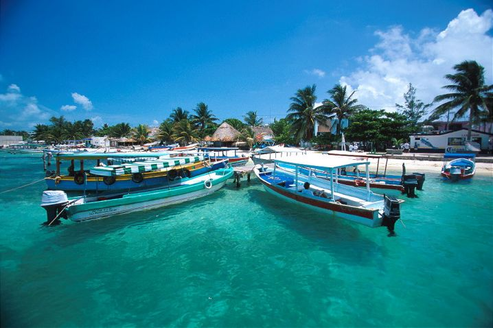 You must see Isla Mujeres at least once and hotels guides