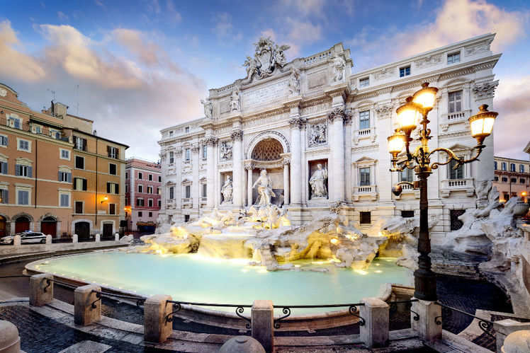Top places to see in Rome