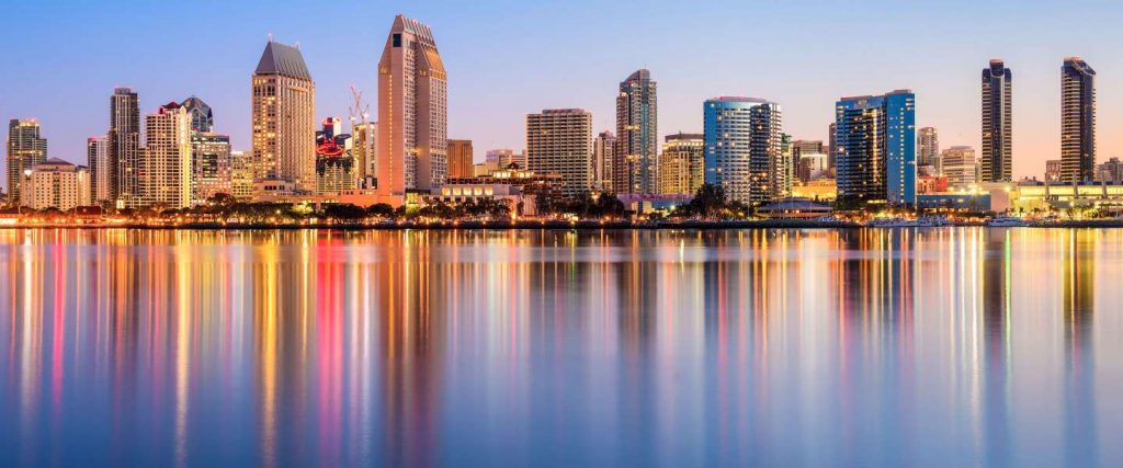 Top destinations in San Diego and transportation via airport car rental