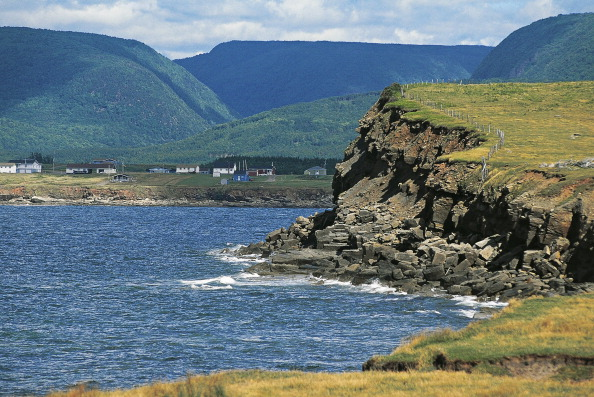 Real estate Cape Breton and what can you see there