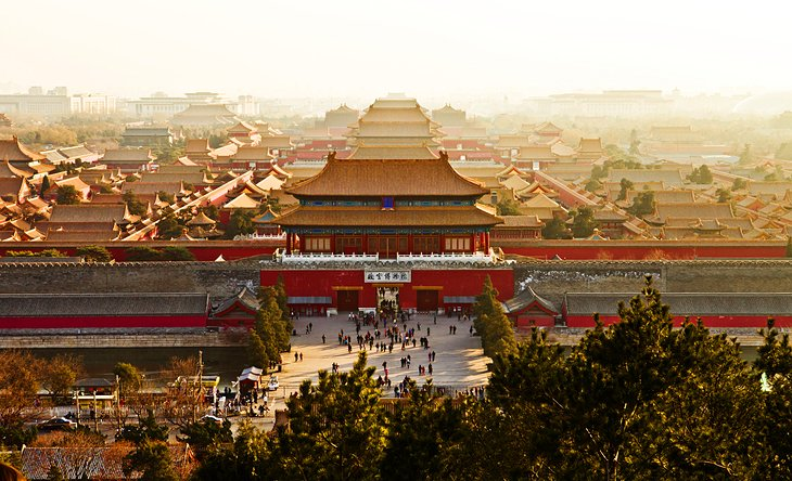 Top destinations in China and local tours