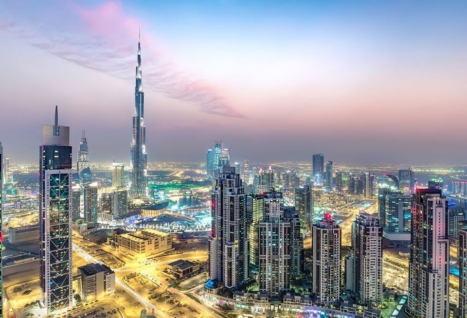 Top places to see in Dubai
