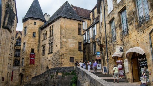 An awesome city : Sarlat