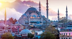 Istanbul attractions, top destinations selection with free walking tours