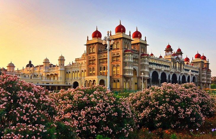 Top places to see in India