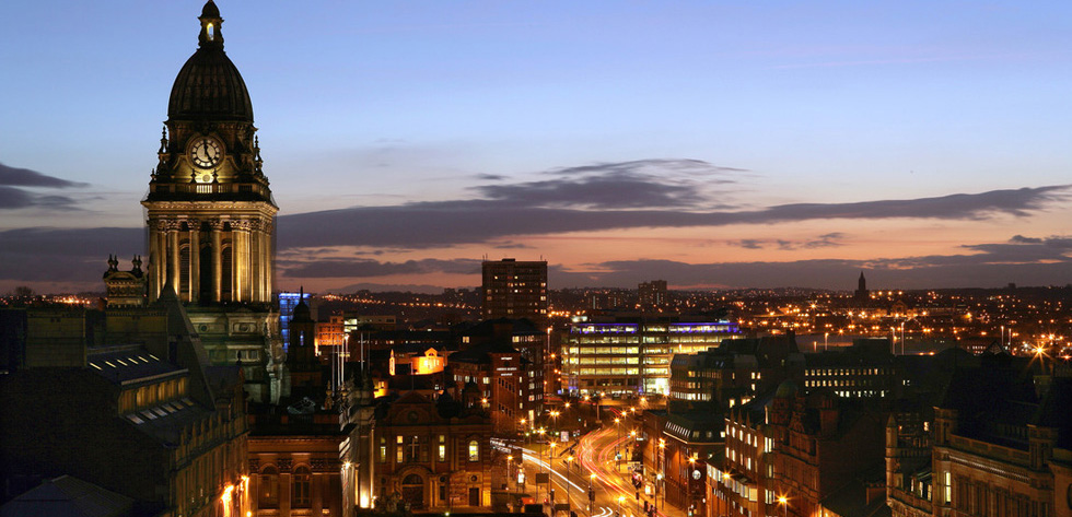 Travel Destination : Leeds